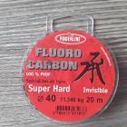 fluorocarbon powerline , super hard.