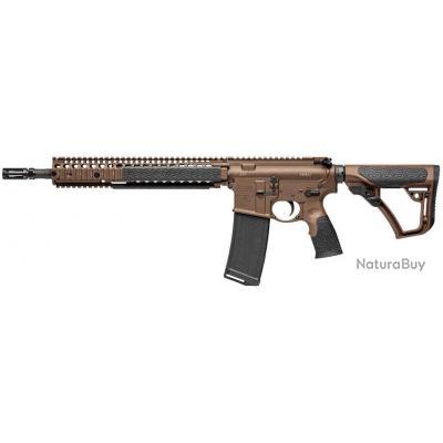 Daniel Defense calibre 223 rem, neuve, modèle M4AI, semi automatique,