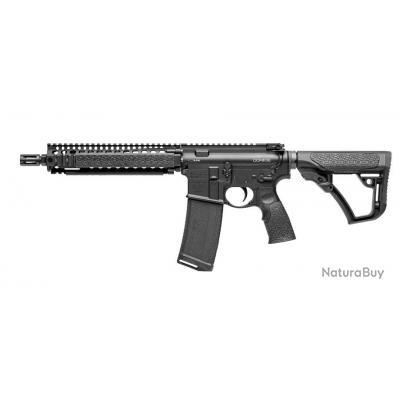 Daniel Defense Carabine M4 semi-automatique MK18 noire canon court 10.3 pouces cal. 5.56