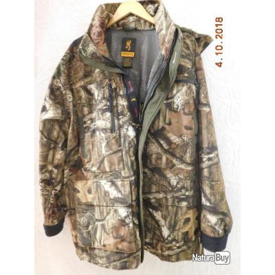 Browning veste XPO LIGHT X-CHANGE Camo
