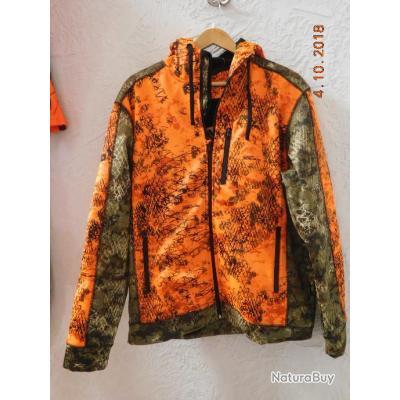 Blousons Wolf Camo Blouson Carron Orange Vestes De Et Verney Zippé A68wEyIqq