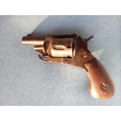 Revolver 5 coups cal 6.35 Francisco Arizmendi type Puppy
