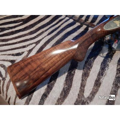 fusil superposé rizzini Artemis light calibre 12/76