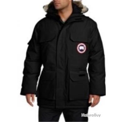 e914a6f0fbfa XL homme goose expédition PROMOTION Noir Canada Taille Doudoune HCxwq8YH