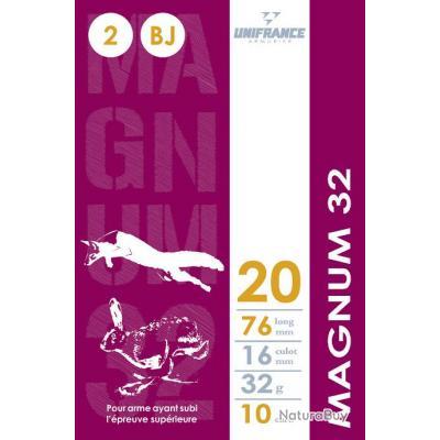 20 / 76 UNIFRANCE MAGNUM 32 N° 6 32 G BJ Lot de 10 de 10
