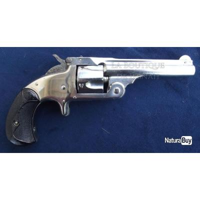 Revolver Smith & Wesson new mod.1 1/2 - cal.32 s&w