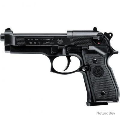 Pistolet CO2 92 FS bronzé (Calibre: 4,50)