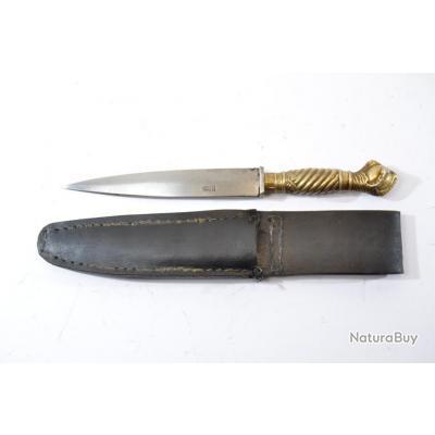 Années Couteau Dague 1950 Serre 1930 Poignée D'aigle Allemande rrSwFaqxE