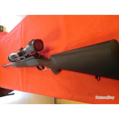 Blaser R93 Professional Carabine d'occasion 63 cm 270 WSM, lunette Swarovski Z6i 3-18X50, canon flût