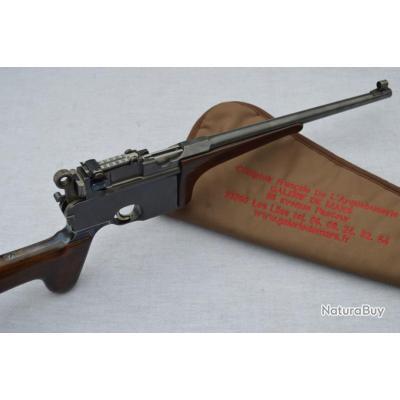 CARABINE C96 FLAT SIDE 200ex Calibre 7.63 Mauser Très bon  Allemagne XIX eme Civil Categorie D