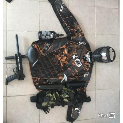 Pack paintball COMPLET