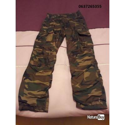Pantalon de chasse chaud
