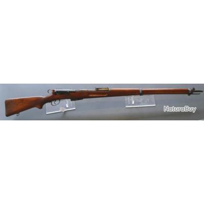 Fusil à répétition Schmidt Rubin G11, Calibre 7.5x55 Suisse