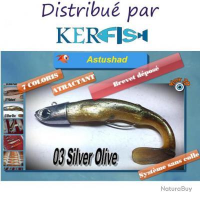 COMBO ASTUSHAD 5 g Silver Olive