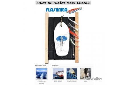 FLASHMER Ligne DE Traine Complete