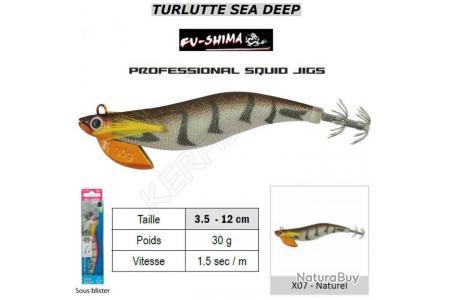 Fu-Shima Turlutte Sea Deep 3.5 12 cm