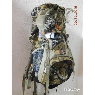 MARKHOR HUNTING sac à dos MACHO MONTES evo 4 ,35L idéal pour la chasse en montagne