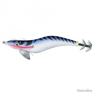 TURLKUTTE KARIBA TISSU SEA SQUID 4.0 - 14 cm Tissu Bleu (TB)
