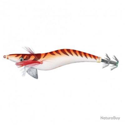 TURLKUTTE KARIBA TISSU SEA SQUID 4.0 - 14 cm Tissu Orange (TO)