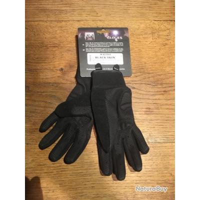 GANTS PALPATION NEOPRENE « BLACK SKIN » GK PROFESSIONAL #6270 Taille 6