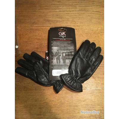 Gants GK anti coupures #625-6 XS