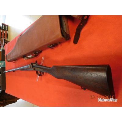 bdfb9aa6f45 Fusil juxtaposé Artisanal Belge Ou Liégeois d occasion 65 mm 70 cm calibre  28