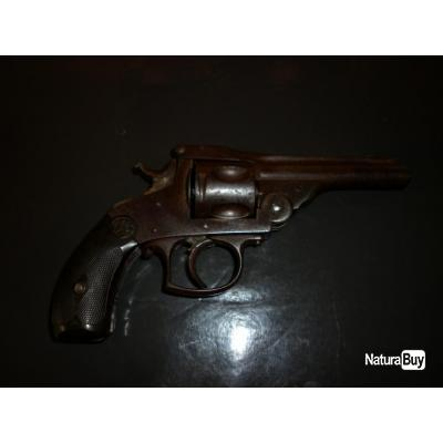 REVOLVER TYPE SMITH ET WESSON CALIBRE 38