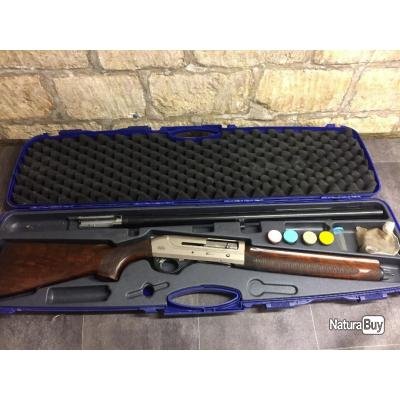 Fusil semi automatique calibre 12/76 breda modèle écho
