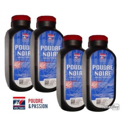 """Poudre Noire Type """"PNF2"""" Bidon de 500g"""