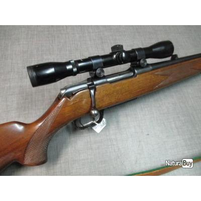Carl Gustafs licence Krico en 222 remington