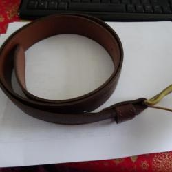 90936f61d6be Ceinture en cuir tressée 30 mm 110 - Ceintures et ceinturons de ...
