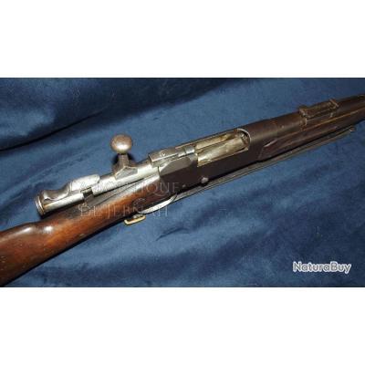 Fusil lebel 1886/93 modifié N millésimé 1915 manufacture de Tulle