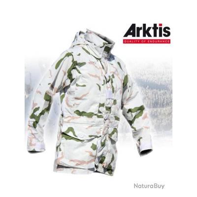 ARKTIS TUNDRA neige NEUVE  (PANTALON + SMOCK / PARKA) neuf arktis top windproof