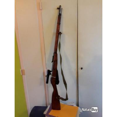 vends categorie C Mosin nagant 91/30 sniper Izhvesk