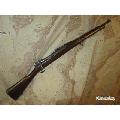 Springfield 1903 Remington ( WW2 parachutage en savoie)