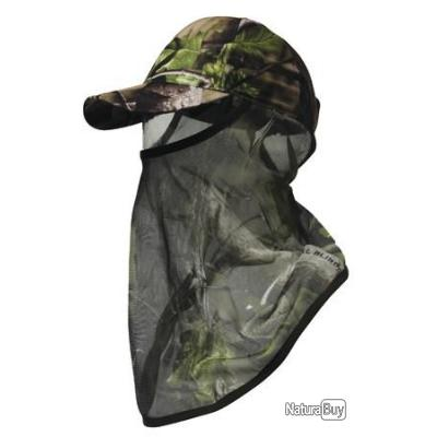 Casquette filet Camo
