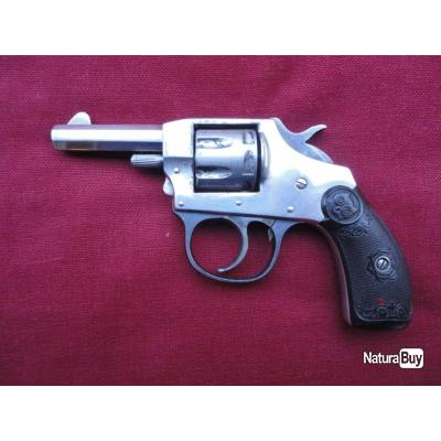 revolver Iver Johnson cal 22 short