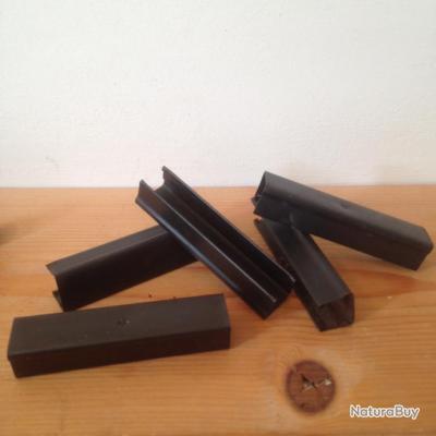 Lot de 5 clips pour Mosin Nagant originaux de fabrication Russe