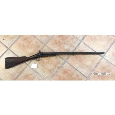 Fusil à broches calibre 16.65