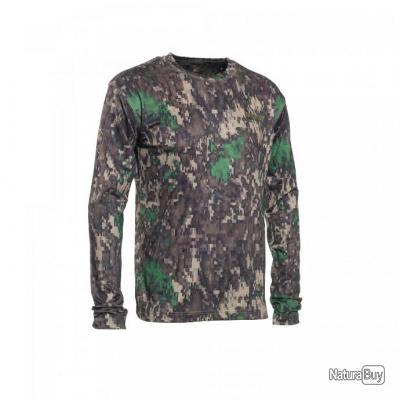 TEE SHIRT DEERHUNTER TRAIL CAMO M/L PROMOTION