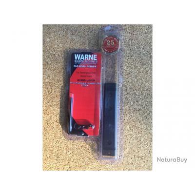 Embase Warne 1 pièce en alu Remington 7400 - 7600 - 750