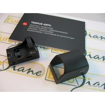Leica Tempus ASPH 2 MOA avec montage fixe pour Weatherby Vanguard