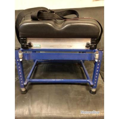 Panier siège F2 RIVE occasion avec tiroir 30, casier 30 et 4 pieds réglables peche