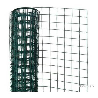 Grillage métallique de clôture de jardin Carré Vert 6050260 ...
