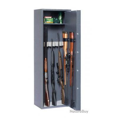 1€ SANS RESERVE !!! Coffre fort ELITE Reload 10 armes avec lunette + étagère intérieure