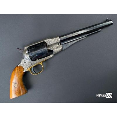 REMINGTON MODEL 1858 ARMY  44 LUXE - Revolvers (5200172)