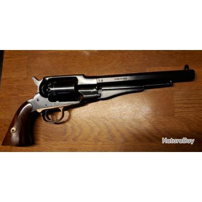 revolver remington 1858 cal.44 poudre noire PIETTA + 90 ogives