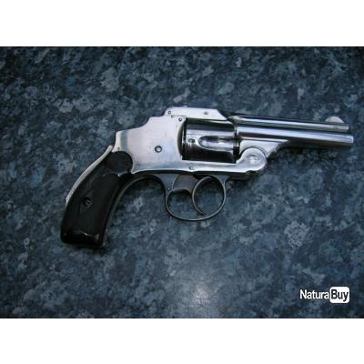 Revolver Smith & Wesson  Safety Hammerless  cal. 38 S&W