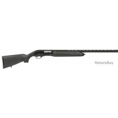 ( Semi-Auto Noir)Fusil de chasse semi-auto synthétique noir - Cal. 12/76