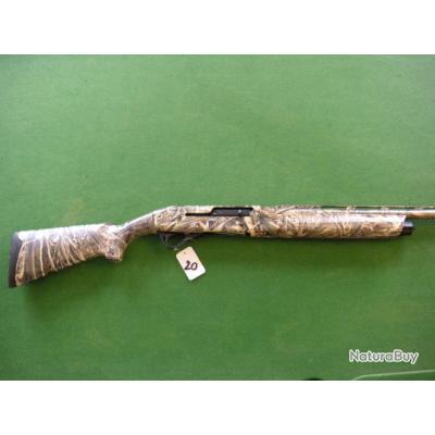 Fusil semi auto FRANCHI INTENSITY MAX 5 CAL 12/89 MISE A PRIX UN EURO REF 20